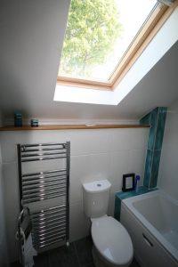 Bathroom at Nest Barn