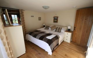 Bedroom double or twin at Nest Barn