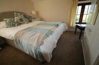 Bedroom at Nest Barn
