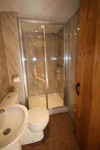 Shower at Nest Barn