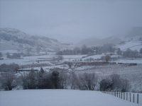 winter at Nest Barn