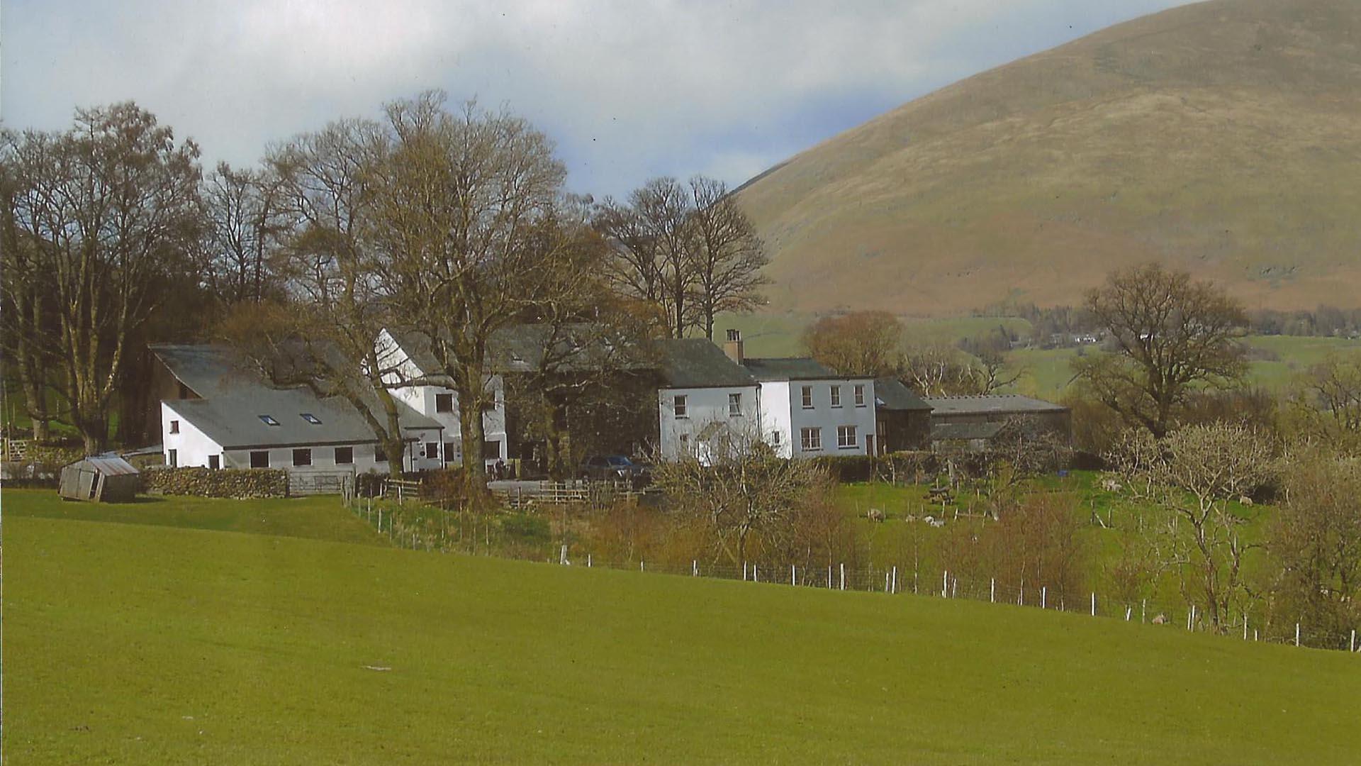 Nest Barn Landscape